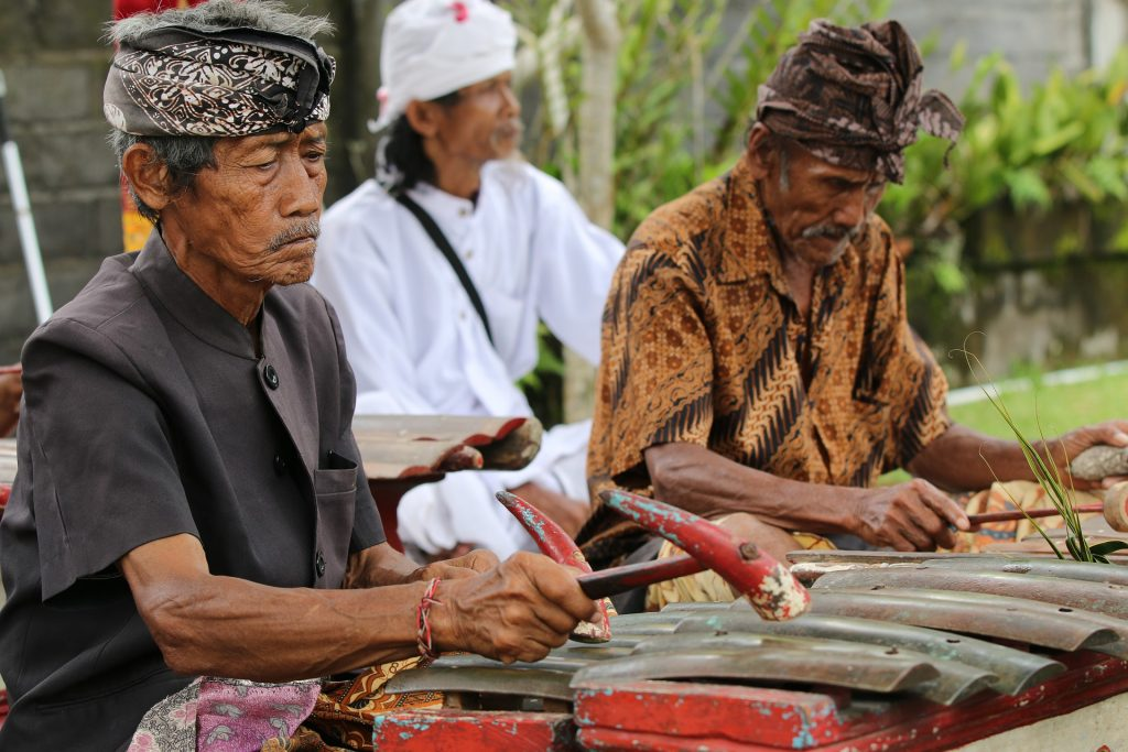 tradition in bali