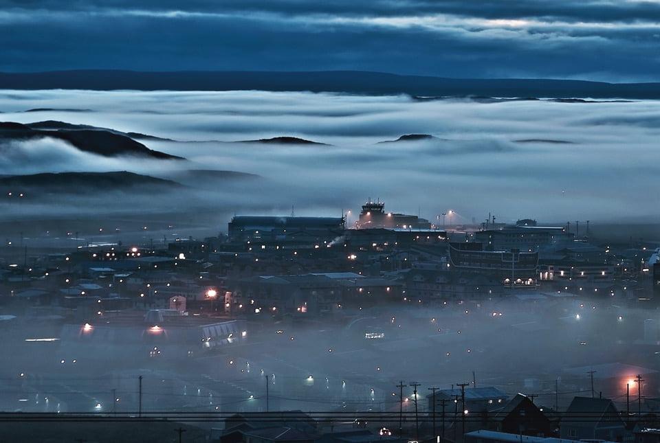 Iqaluit, Nunavut Canada