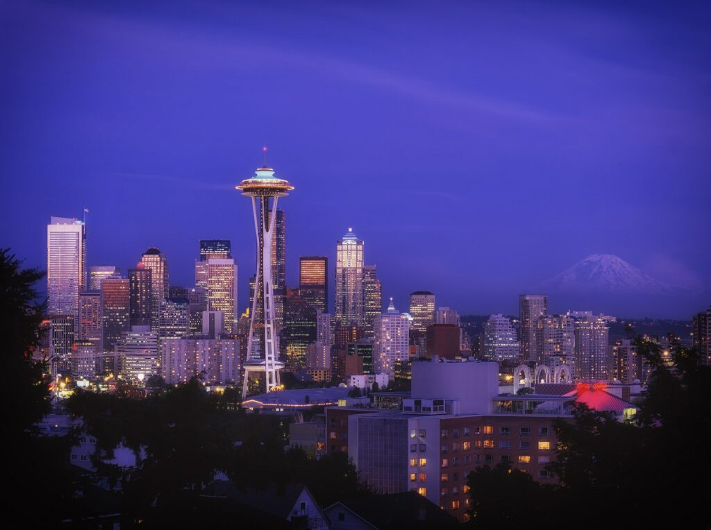 Seattle Washington USA