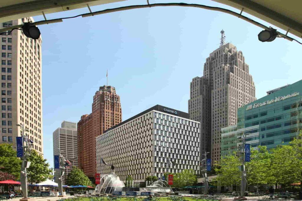 Detroit Michigan USA