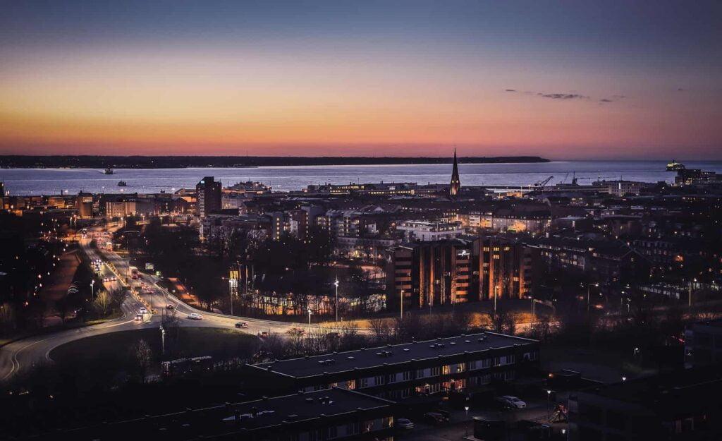 Helsingr Denmark