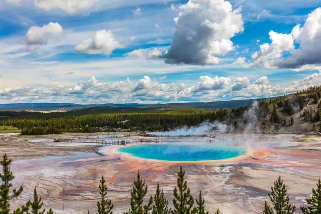 Yellowstone Montana USA