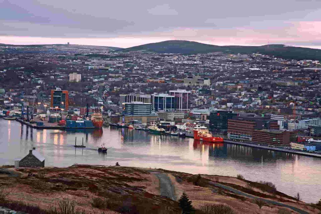 St. Johns Newfoundland Canada