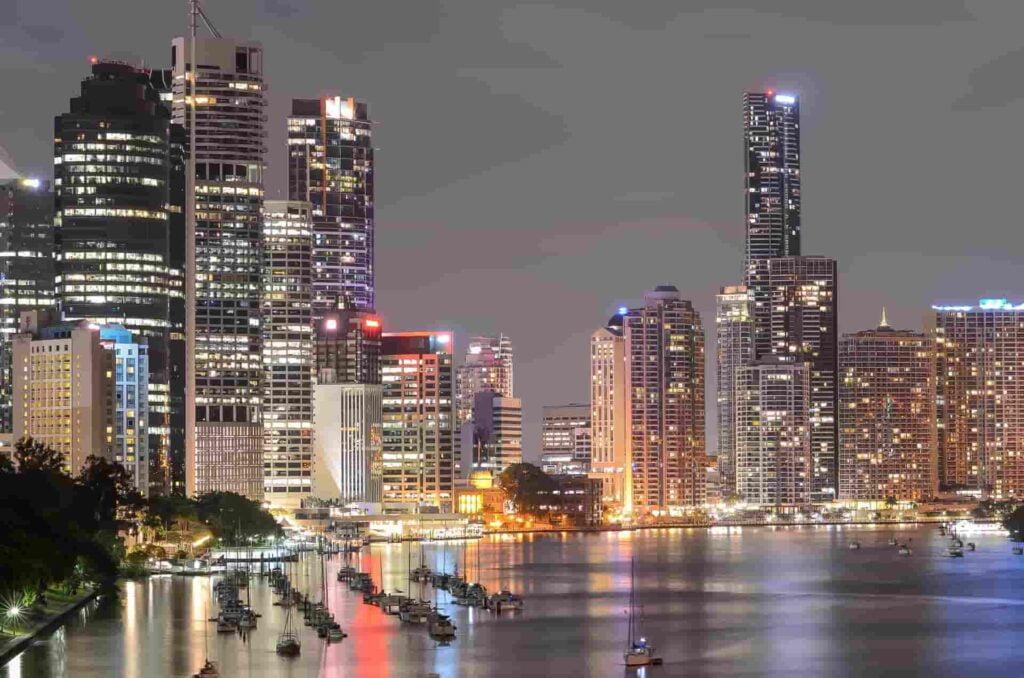Southbank Brisbane Australia