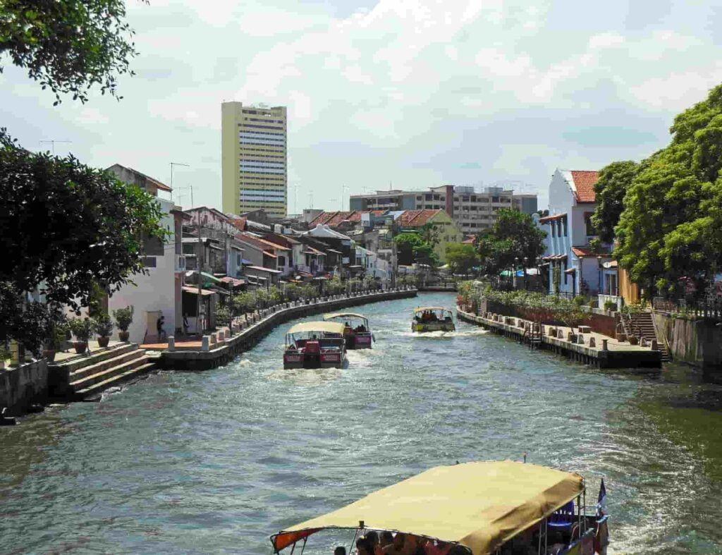 Malacca City Malaysia
