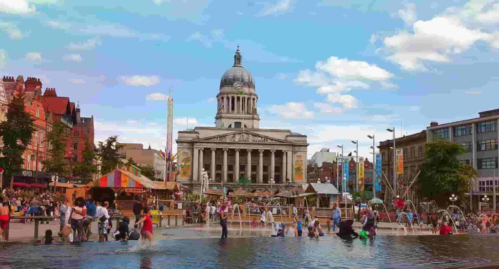 Nottingham United kingdom