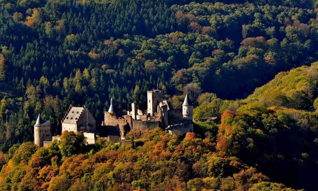 Bourscheid Luxembourg