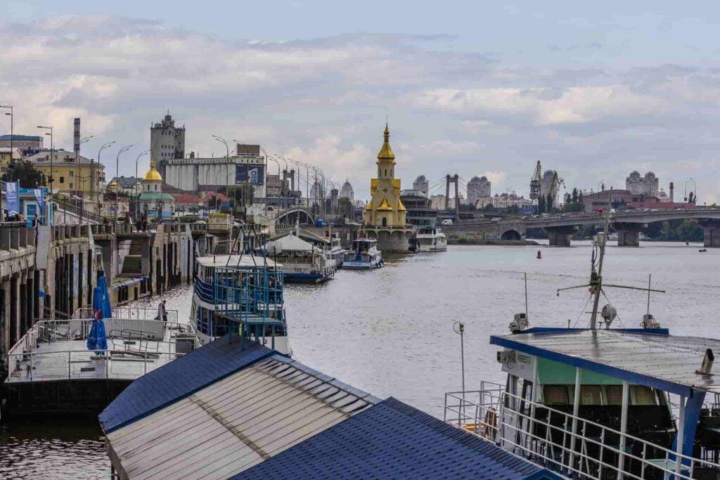 Dnipro Ukraine