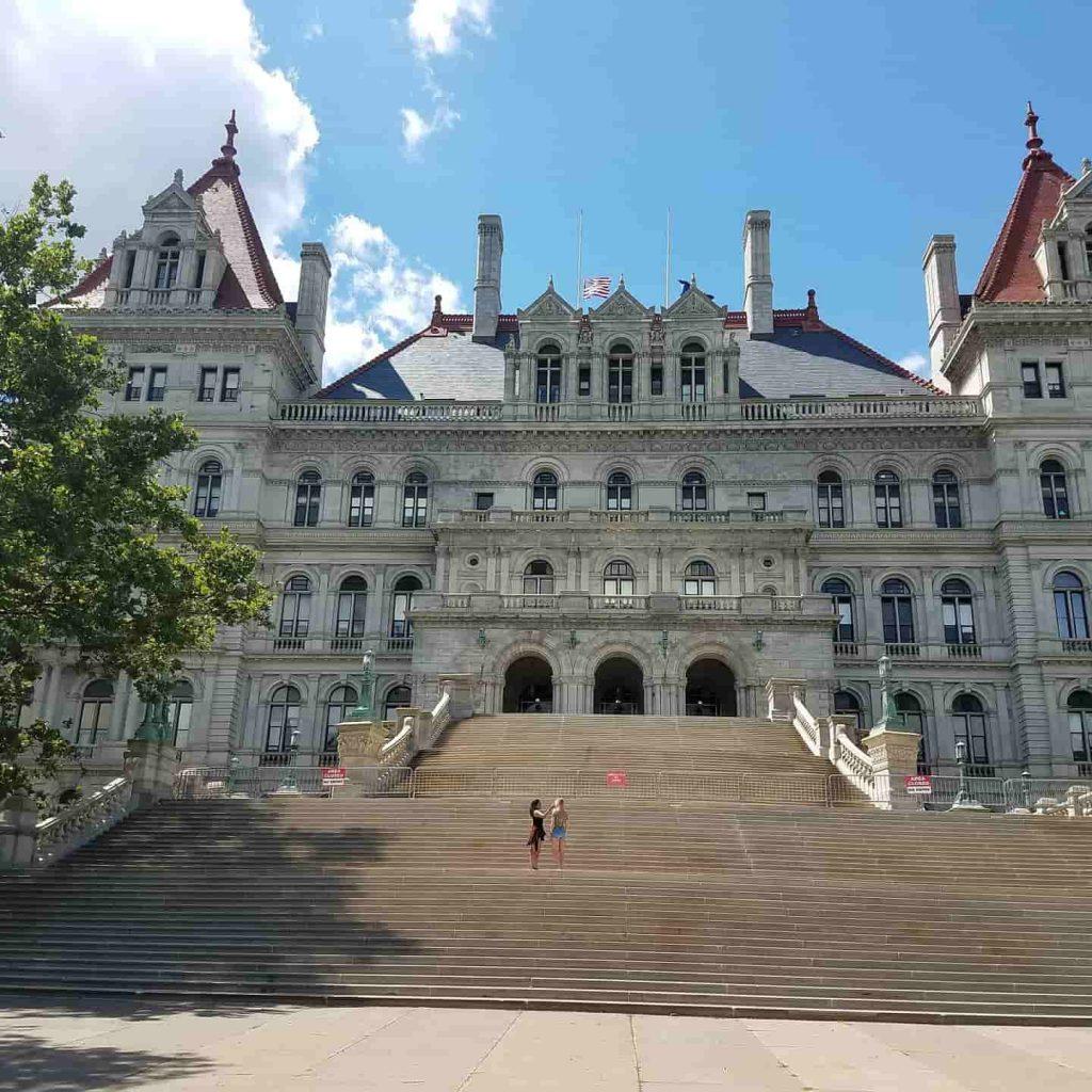 Albany New York USA